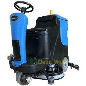 Máy chà sàn liên hợp ngồi lái CleanMaid TT 850BT