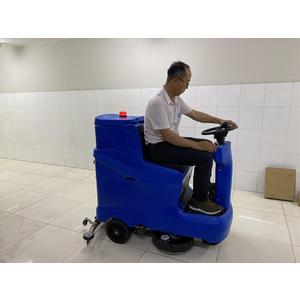 Máy chà sàn liên hợp công nghiệp ngồi lái HiClean HC1350