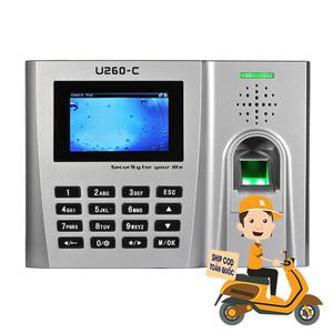 Máy chấm công Ronald Jack U260 giá tốt, lắp đặt miễn phí tại Đà Nẵng