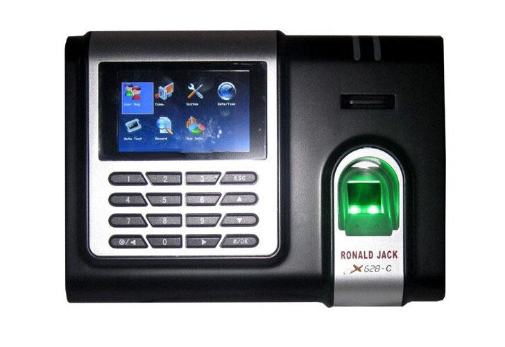 Máy chấm công RONALD JACK X628