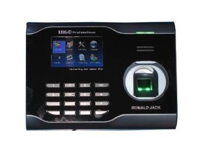 MÁY CHẤM CÔNG VÂN TAY& CẢM ỨNG + USB RONALD JACK U-160