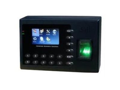 MÁY CHẤM CÔNG VÂN TAY + THẺ CẢM ỨNG + USB RONALD JACK 3000TID-C