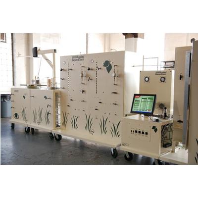 Hệ thống chiết xuất Saponin từ Sâm Ngọc Linh bằng CO2 siêu tới hạn 30 lít