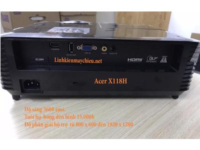 Máy Chiếu Bóng Đá Acer X118H
