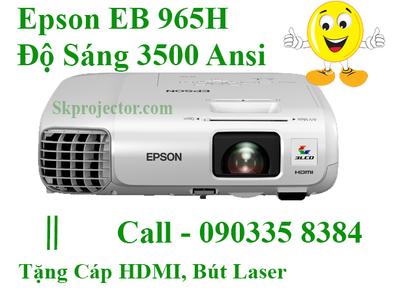 Máy chiếu EPSON EB-965H