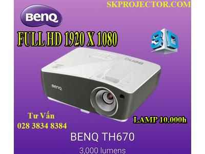 Máy chiếu Full HD BenQ TH670