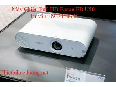 Máy Chiếu Full HD Epson Eb U50