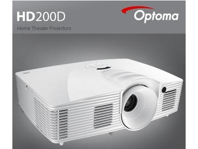 Máy chiếu giải trí Full HD OPTOMA HD200D