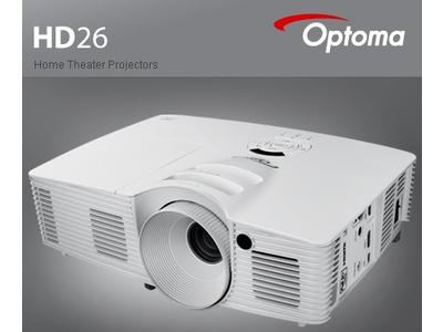 Máy chiếu giải trí HOME THEATER OPTOMA HD26