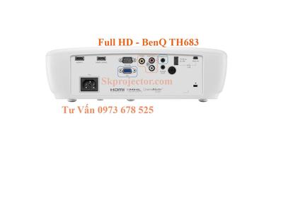 Máy Chiếu Full HD BenQ TH683