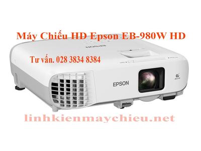 Máy Chiếu HD Epson EB-980W