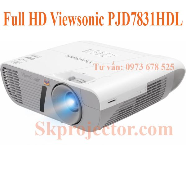 Máy Chiếu Full HD Viewsonic PJD7831HDL