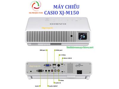 Máy chiếu Laser cũ Casio XJ-M151