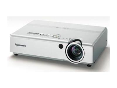 Máy chiếu Panasonic LB51S chiếu lên tắt phải làm sao?