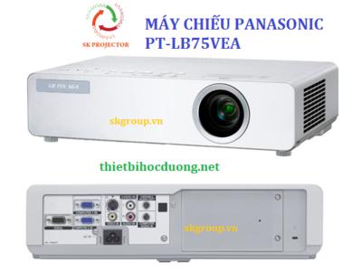 Máy chiếu Panasonic PT-LB75VEA
