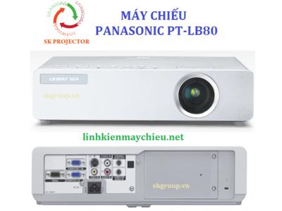 Máy chiếu Panasonic PT-LB80
