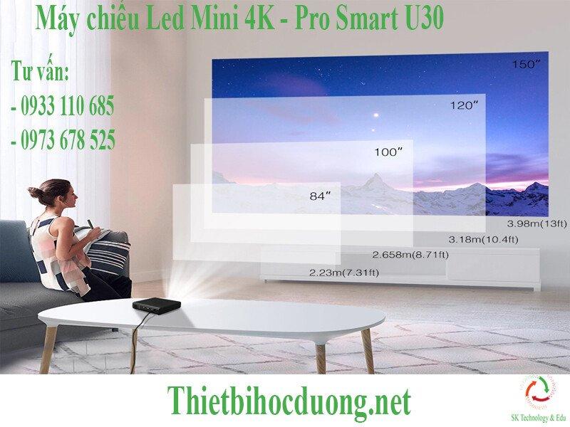 Máy chiếu 4K Mini U30