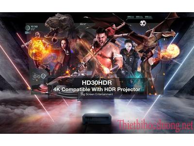 Máy chiếu 4k Optoma HD30HDR