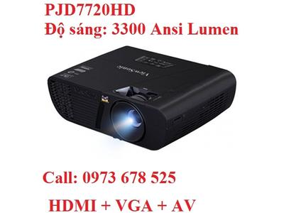Máy chiếu VIEWSONIC PJD7720