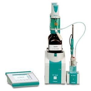 Máy chuẩn độ điện thế 907 Pharm Titrando chuyên cho ngành dược