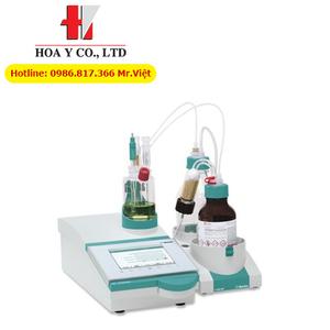 Máy chuẩn độ xác định hàm lượng ẩm theo phương pháp điện lượng 917 Coulometer
