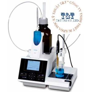 Máy chuẩn độ điện thế tự động – TitroLine TL 7000