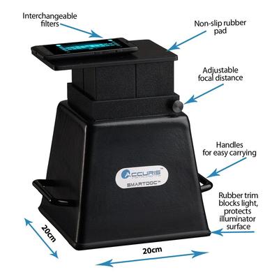 Máy chụp ảnh gel thông minh