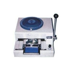 Máy dập chữ nổi trên thẻ nhựa