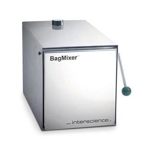 Máy dập mẫu thể tích cửa Inox. Model: BagMixer MiniMix100 VP