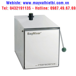 MÁY DẬP MẪU VI SINH CỬA INOX MODEL:BAGMIXER 400P