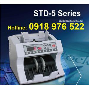 Máy đếm tiền, kiểm tra USD giả HITACHI STD-5 (UV + MG)