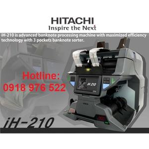 Máy đếm và phân loại tiền ATM Hitachi IH-210