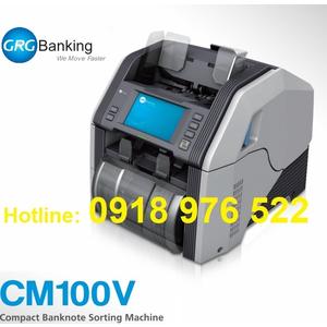 Máy đếm và phân loại tiền CM100V
