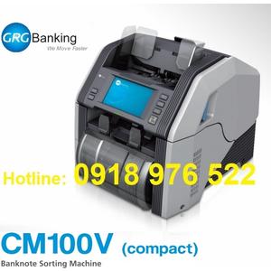 Máy đếm và phân loại tiền CM100V (compact)