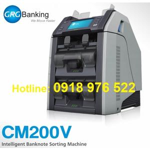 Máy đếm và phân loại tiền CM200V