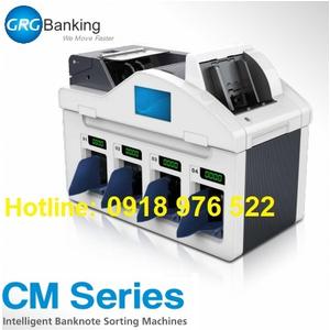 Máy đếm và phân loại tiền CM400