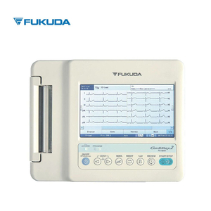 Máy điện tim 6 kênh Fukuda Denshi CardiMax FX-8200