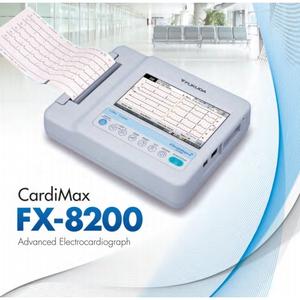 Máy điện tim 6 kênh Fukuda Denshi FX-8200