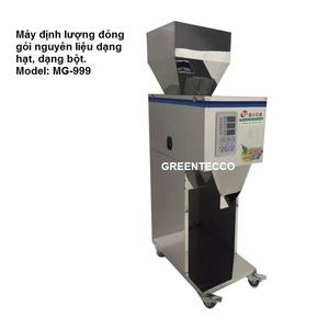Máy định lượng đóng gói dạng hạt hoặc bột MG-999