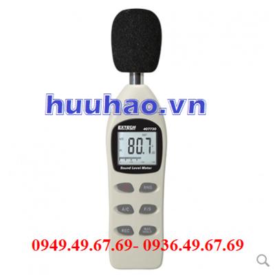 Máy đo âm thanh Extech 407730