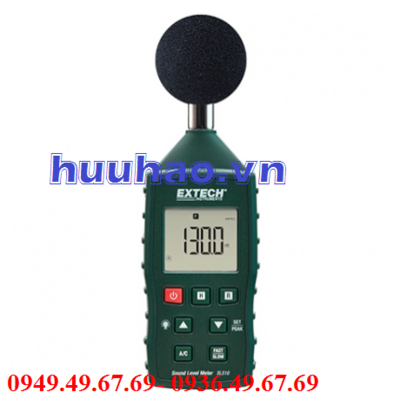Máy đo âm thanh Extech SL510