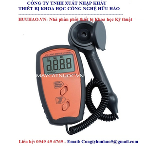 Máy đo bức xạ tia cực tím UV