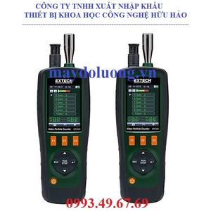 Máy đo bụi, nhiệt độ và độ ẩm không khí VPC300