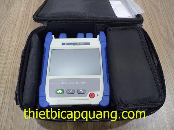 Máy đo cáp quang OTDR Deviser AE1000A