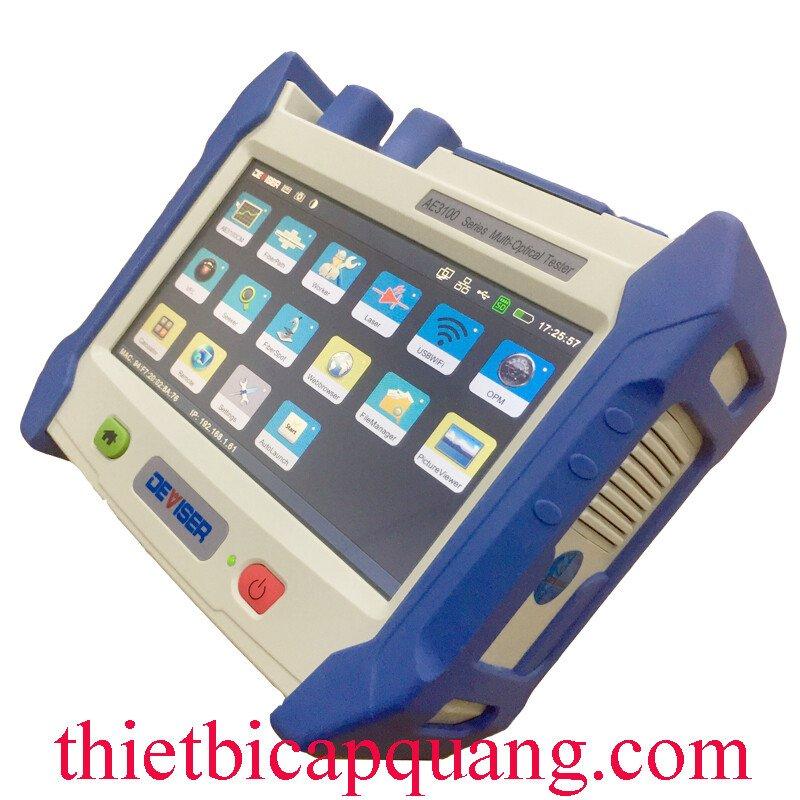 Máy đo cáp quang OTDR Deviser AE3100
