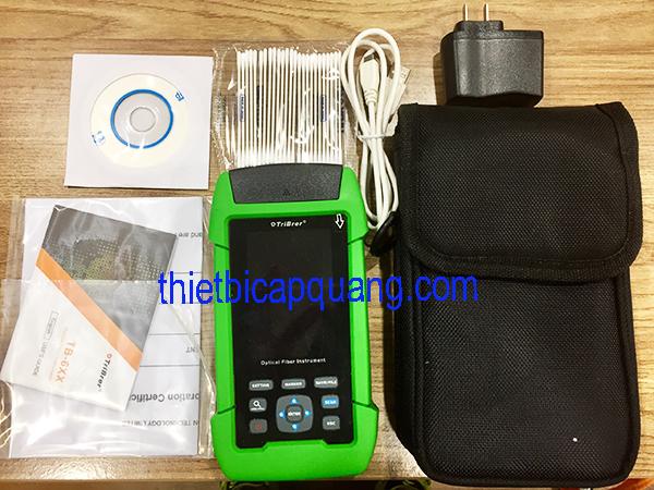Máy đo cáp quang OTDR mini