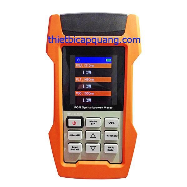 Máy đo công suất mạng PON TriBrer AOF500