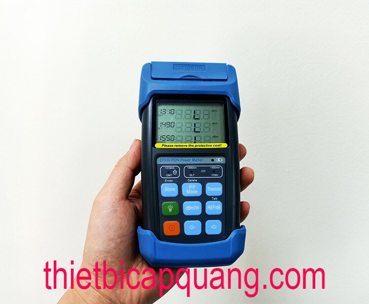 Máy đo công suất PON Deviser EP310