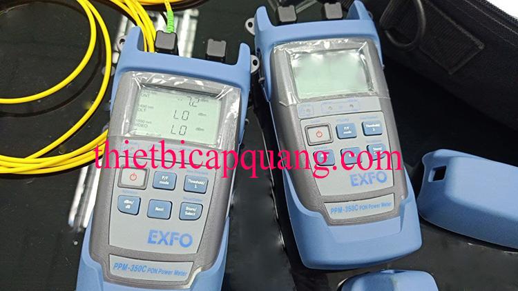 Máy đo công suất PON PPM-350C chính hãng