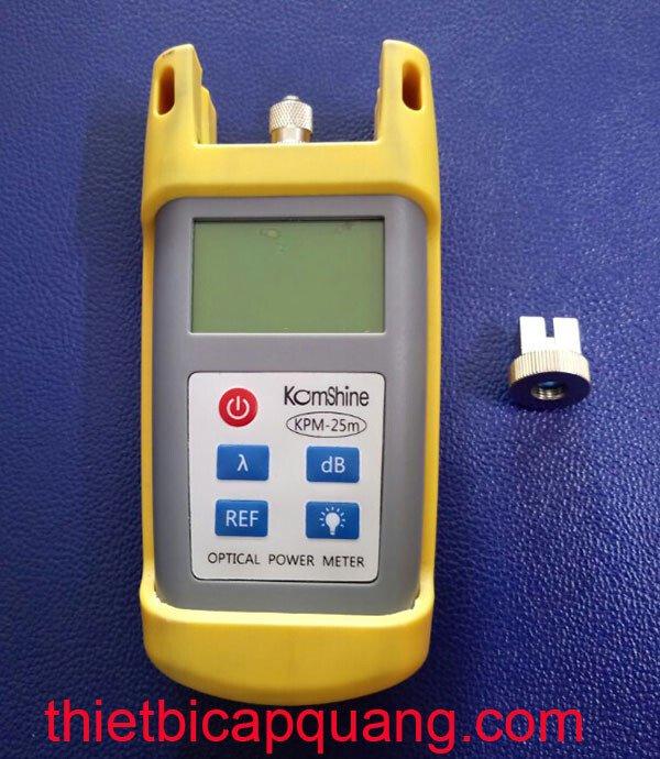 Máy đo công suất quang Komshine KPM-25m